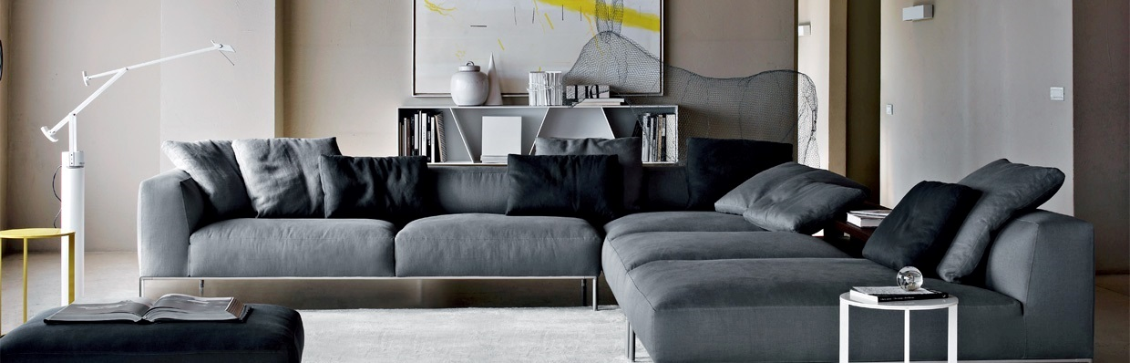 Minotti sofas outlet for Minotti outlet italy