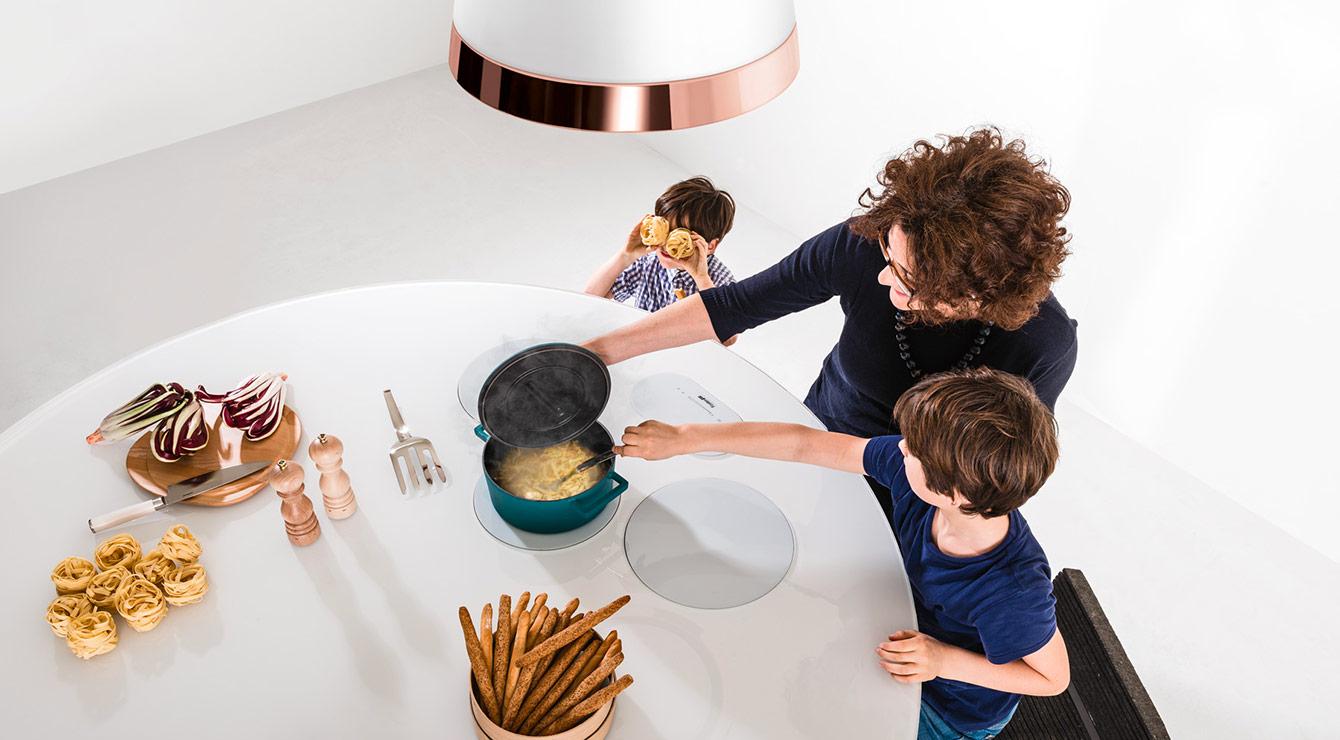 Cucina-Rotonda