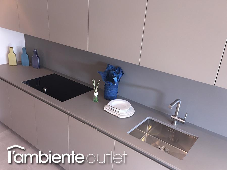 Varenna - Cucina Mod. Artex - LAMBIENTE : LAMBIENTE